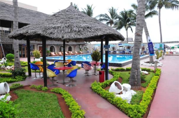 Jangwani Sea Breeze hotel