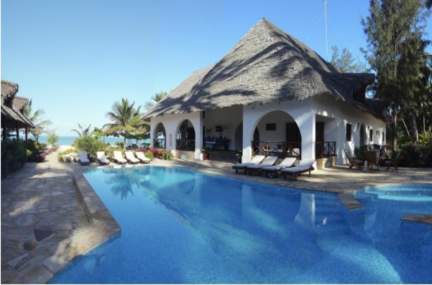 Next Paradise Resort Zanzibar