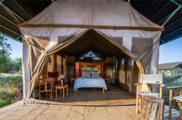 Amboseli Sentrim Lodge