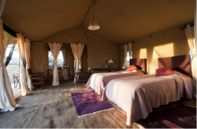 Bologonya Under Canvas Safari Camp