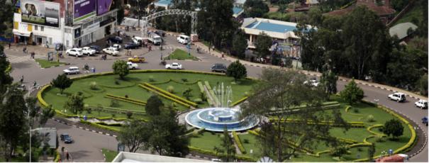 City of Kigali Rwanda
