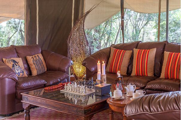 Mara Ngeche Safari Camp